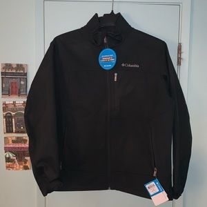 BRAND NEW Men's Columbia Smooth Spiral Softshell
